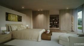 卧室床头装饰画设计效果图片欣赏