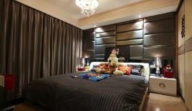简约风格50平米小户型卧室装修效果图