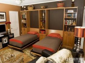 隐形床壁床装修效果图