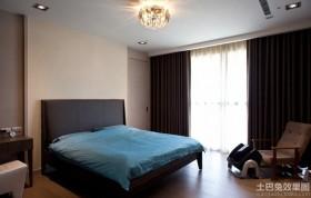 现代简约卧室装修图片欣赏