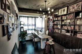 小书房装修设计效果图片