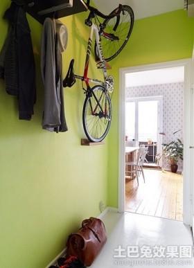 小户型室内过道装修设计