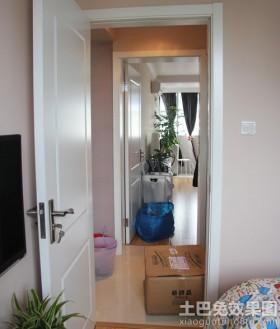 卧室门装修效果图片