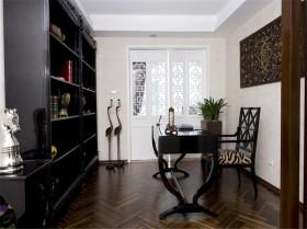 中式风格书房装修效果图片