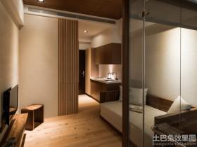 日式小户型客厅装修效果图
