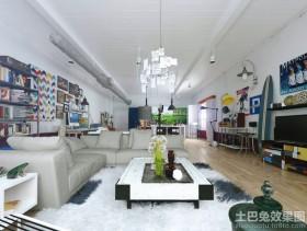 大客厅装饰设计效果图欣赏