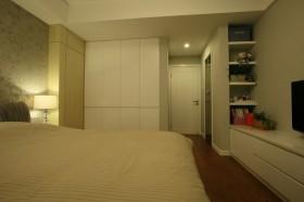简约卧室衣柜设计效果图片大全