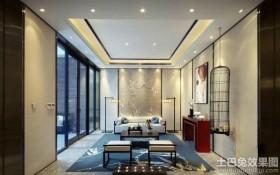 2013年新中式客厅装修效果图欣赏