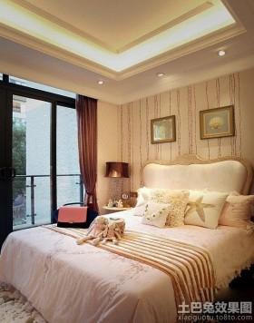 2013年欧式卧室装修效果图大全图片