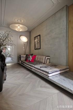 小户型客厅地板设计效果图