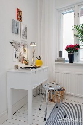 北欧风格小书房装修效果图欣赏
