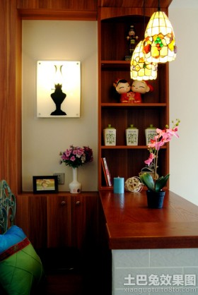 现代75平米两室两厅装饰效果图
