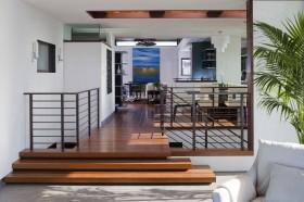 室内过道木地板装修效果图欣赏