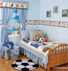 小户型儿童房间布置效果图大全