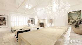 家装室内装修设计客厅效果图