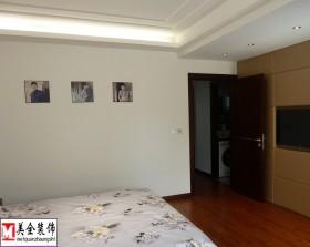 卧室照片墙装饰效果图大全