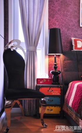 现代卧室床头柜图片欣赏