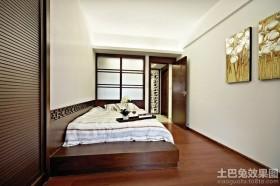 卧室房间设计图