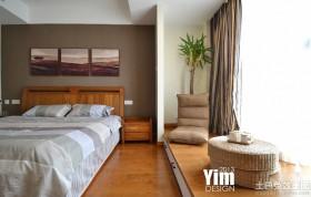 简约卧室飘窗装修效果图大全图片