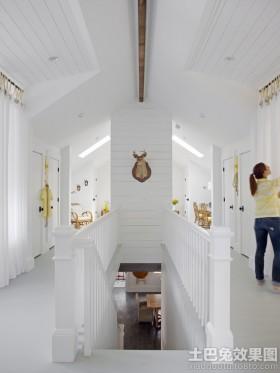 阁楼房子装修效果图大全2013图片