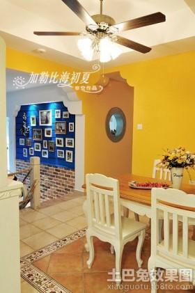 餐厅地中海家具图片