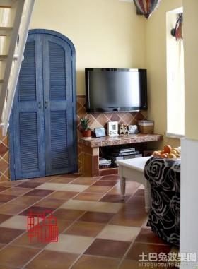 客厅地中海家具图片大全