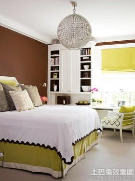 两居室装修效果图卧室图片
