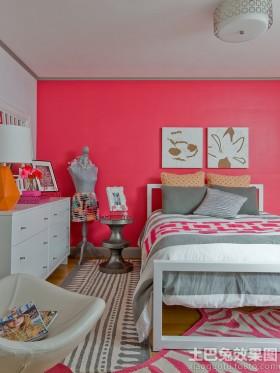 时尚女生卧室装饰品图片