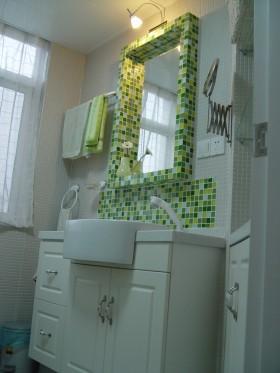 简约浴室柜效果图欣赏