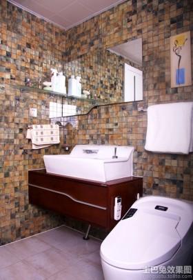 卫生间瓷砖装修效果图大全2017图片 卫生间瓷砖装修设计图欣赏 第1