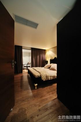 港式风格卧室装修效果图欣赏