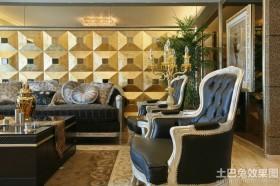 新古典风格室内设计效果图