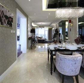 现代奢华风格室内装修效果图片