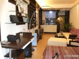 单身公寓室内装修效果图