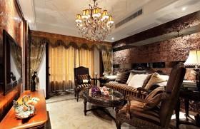 新古典小户型客厅装修效果图