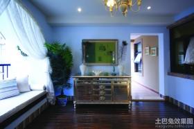 别墅家庭装饰柜效果图