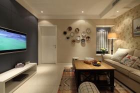 混搭小户型室内装修设计效果图