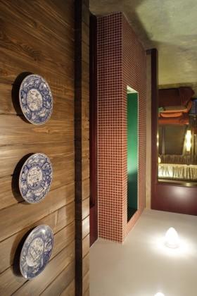 东南亚风格室内装饰效果图