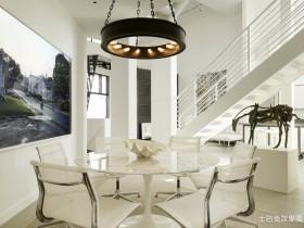loft户型装修图餐厅图片