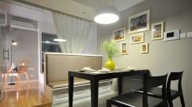 家居餐厅照片墙装饰效果图