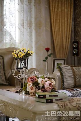 欧式风格家居装饰品图片