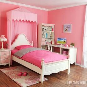 公主房床单贴图
