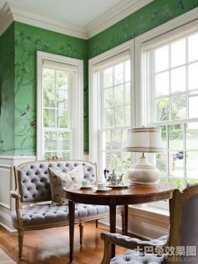 餐厅红木茶几图片欣赏