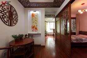 中式风格室内装饰画效果图