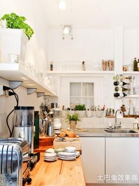 宜家厨房装饰效果图片