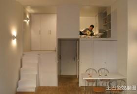 30平米小户型家庭装修效果图