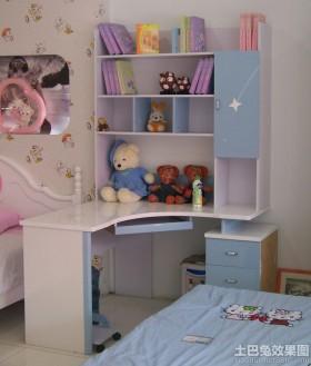 卧室背景墙书柜装修效果图大全2016图片_卧室背景墙图图片