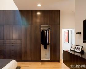现代卧室衣柜图片大全