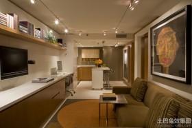 37平米小户型家庭装修效果图片