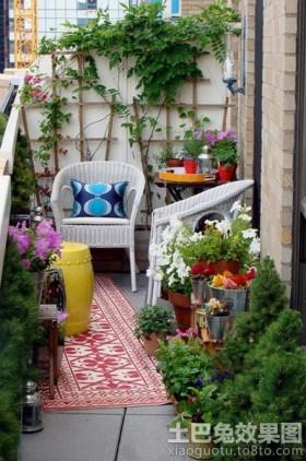家装入户花园装修效果图